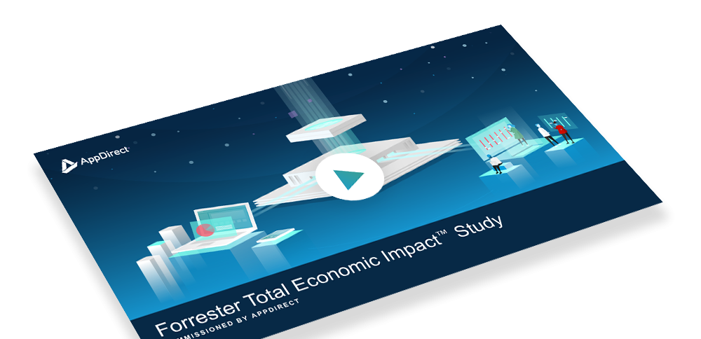 The Total Economic Impact™ of AppDirect AppMarket Webinar with Guest Forrester Consulting