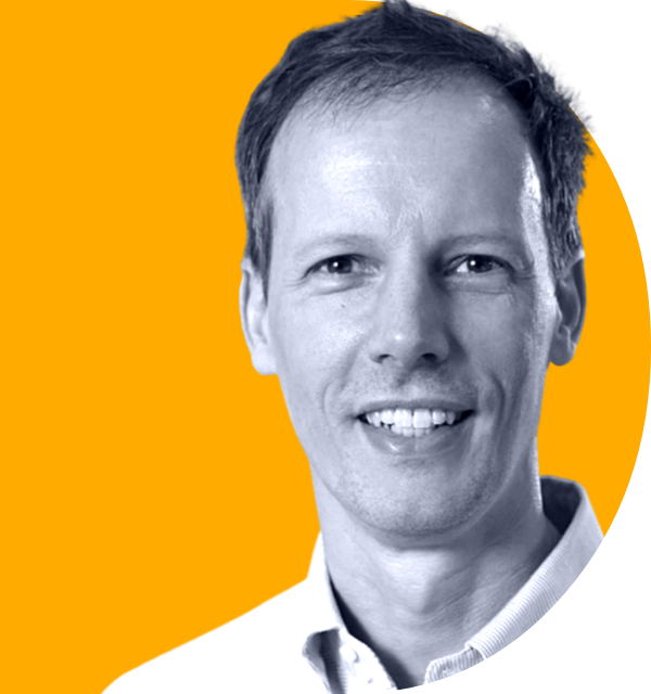 Jim McKelvey headshot on the Decoding Digital podcast