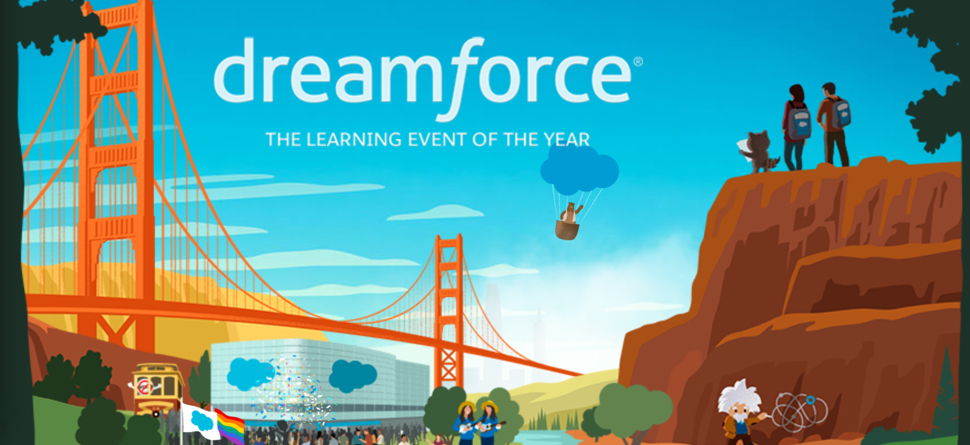 Events Dreamforce 2018