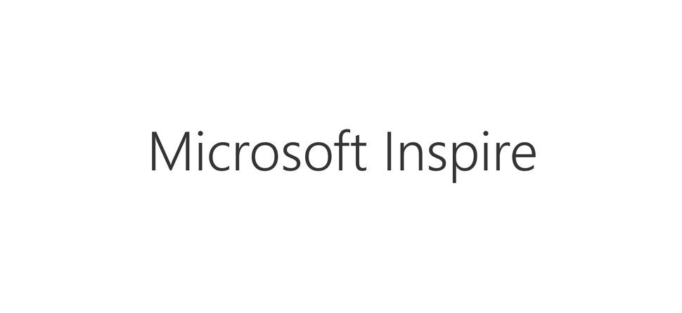 Events Microsoft Inspire