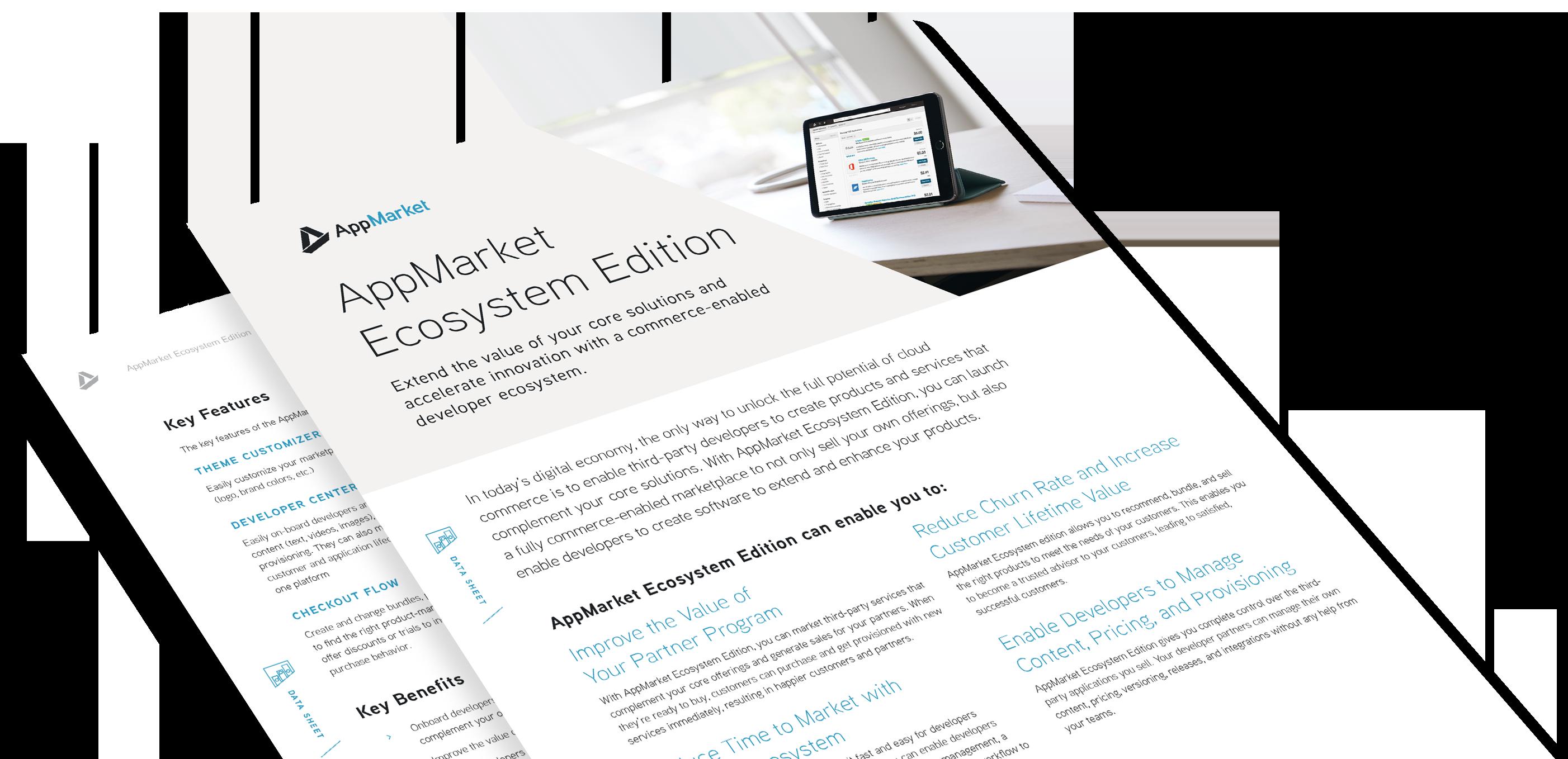 AppMarket Ecosystem Edition