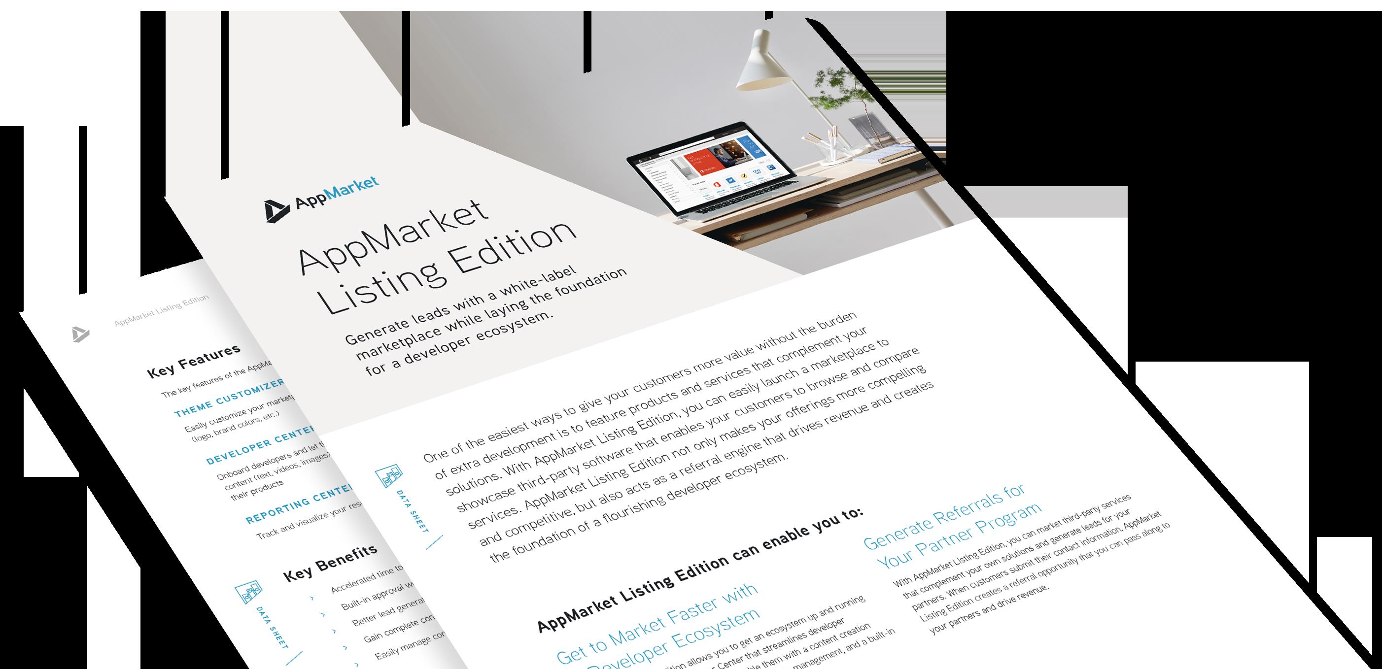 AppMarket Listing Edition