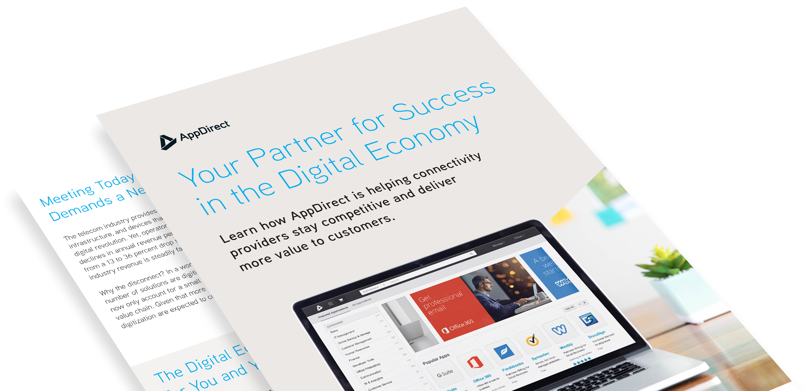 Your Partner for Success in the Digital Economy