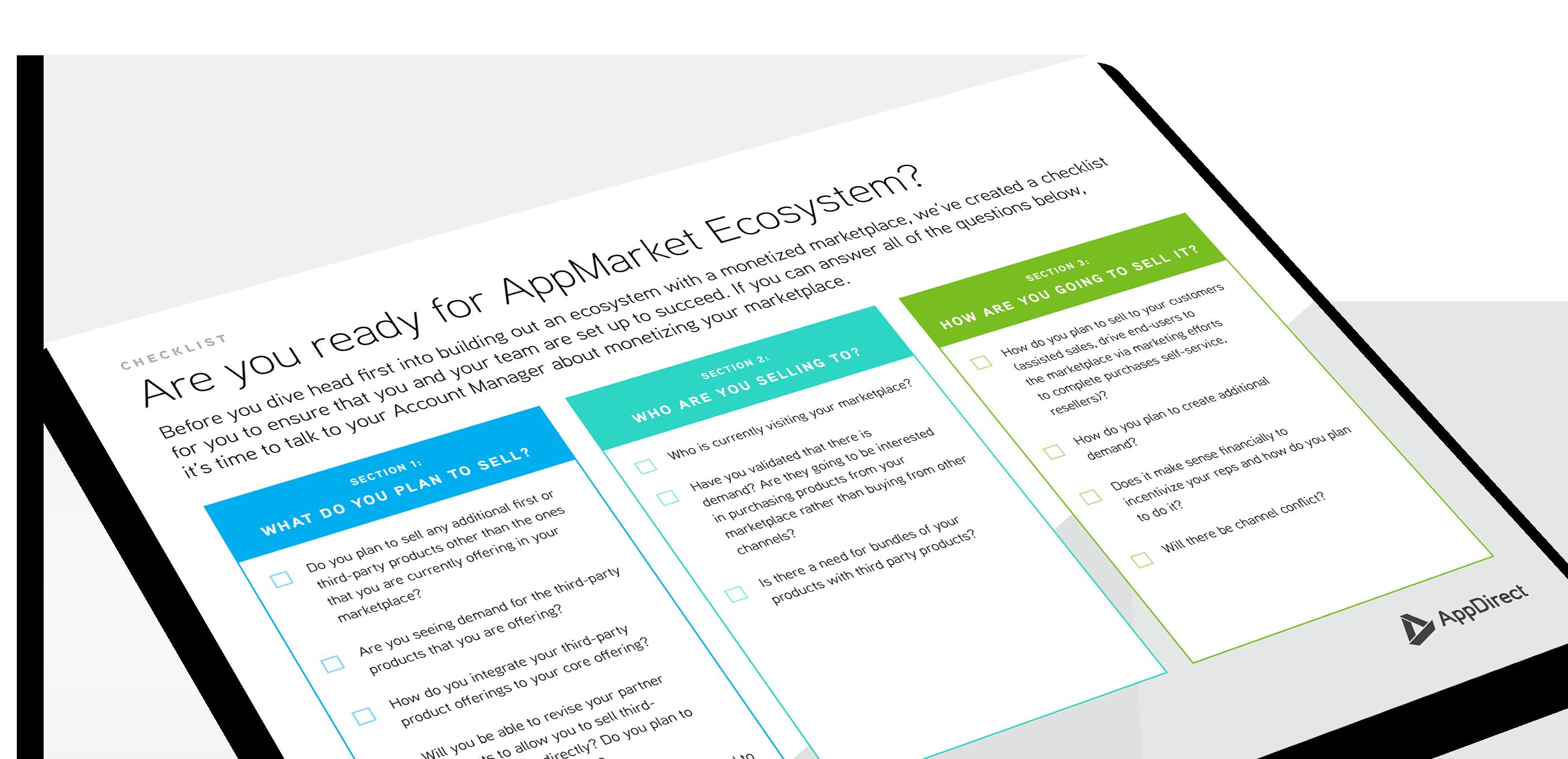 Digital Ecosystem Checklist