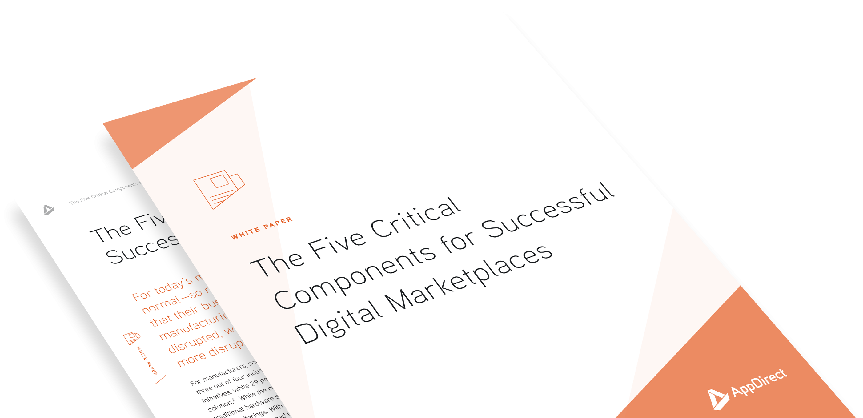5 Critical Components for Successful Digital Marketplaces