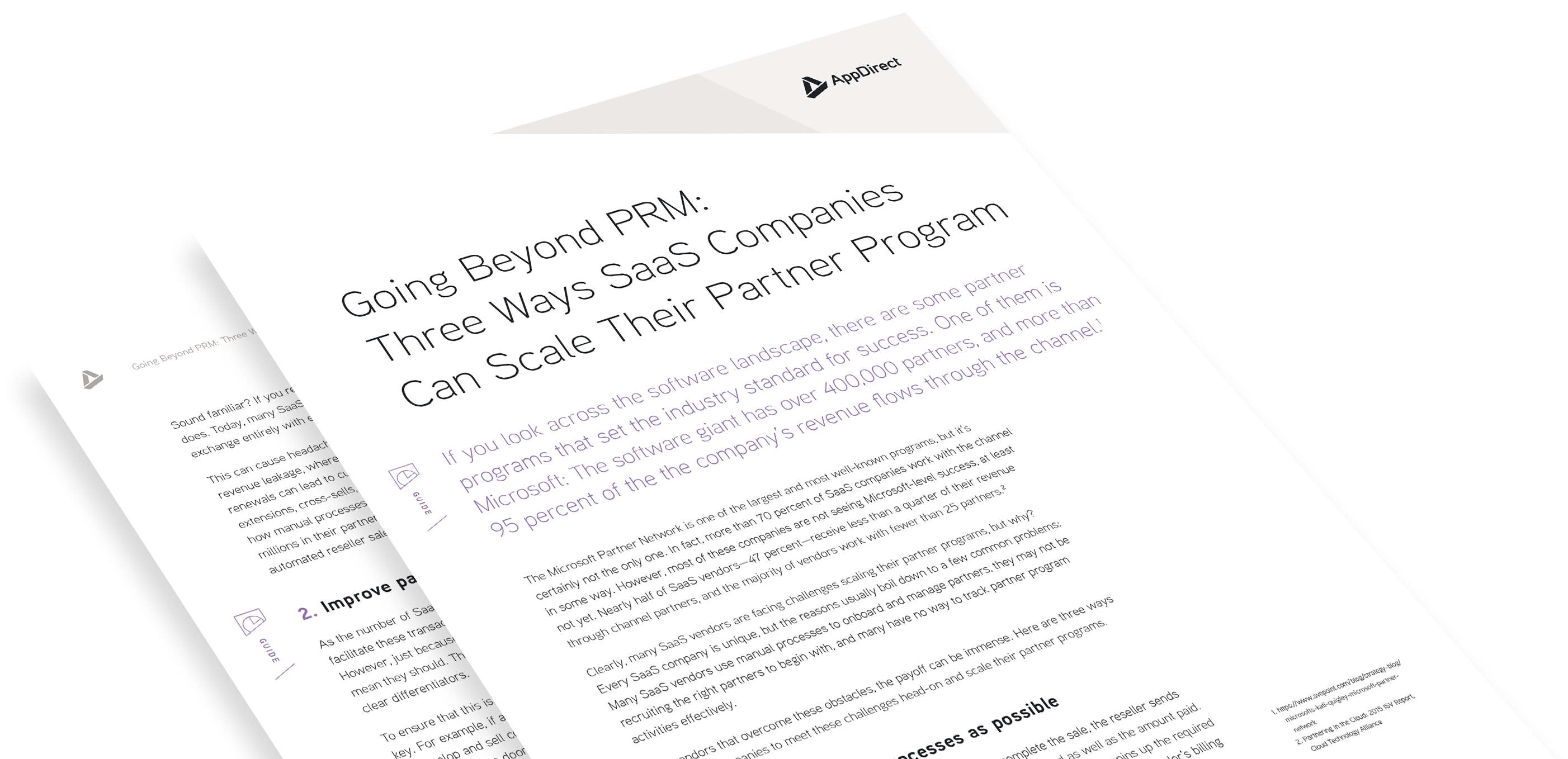 Going Beyond PRM: Three Ways SaaS Companies Can Scale Their Partner Program