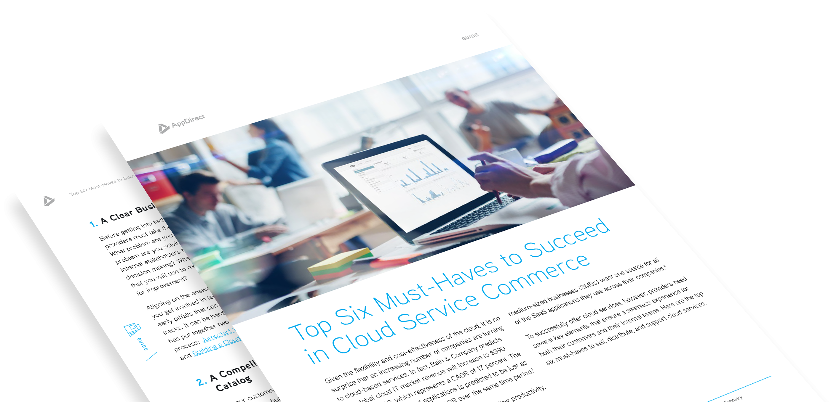 Top 6 Must-Haves to Succeed in Cloud Service Commerce