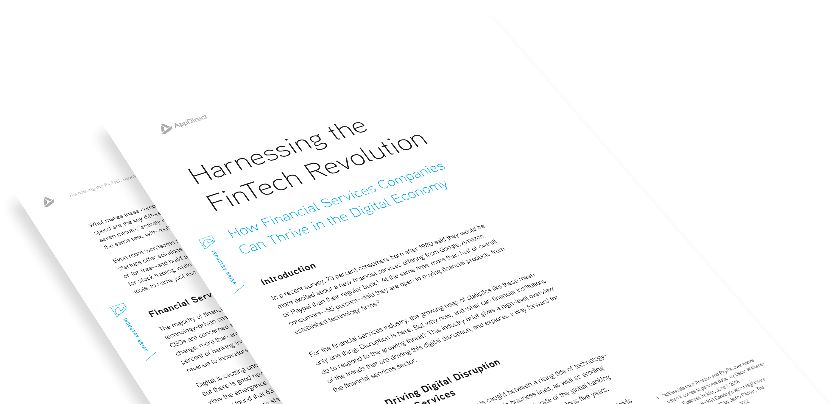 Harnessing the FinTech Revolution