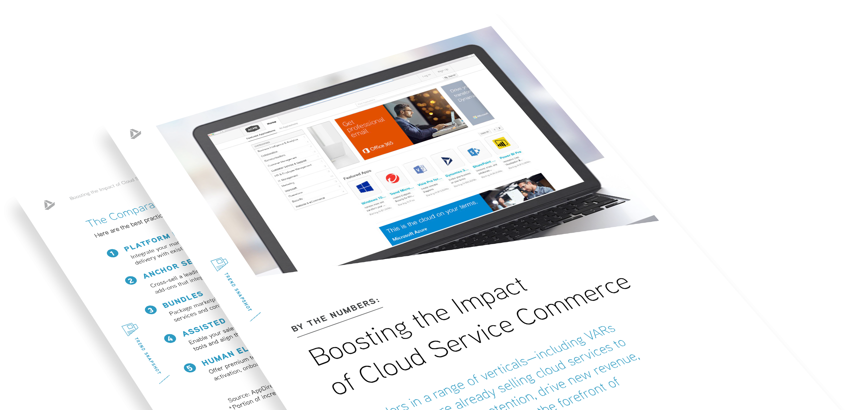 Trend Snapshot: Boosting the Impact of Cloud Service Commerce
