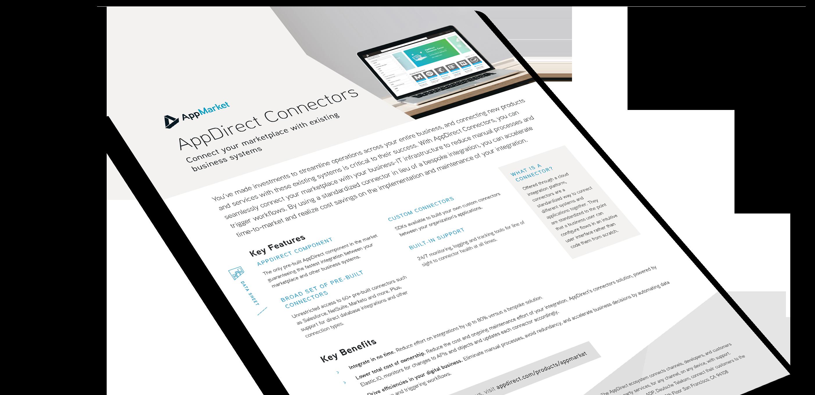 Snapshot: AppDirect Connectors