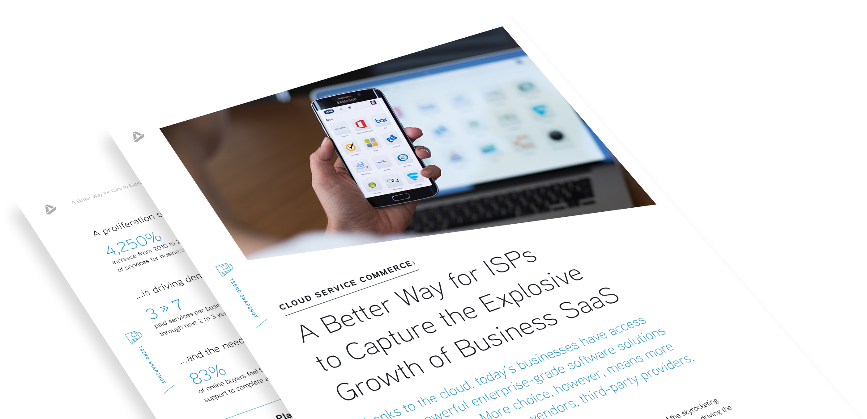 Trend Snapshot: A Better Way for ISPs to Capture Explosive Cloud Growth