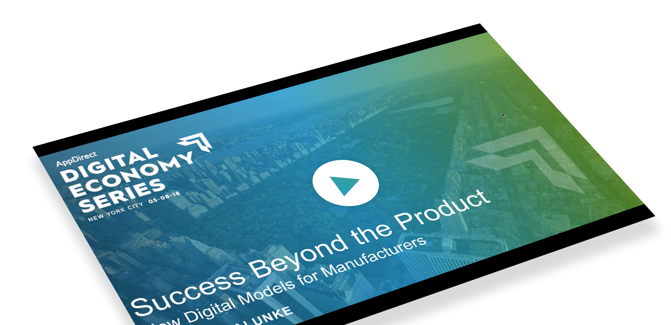 Success Beyond the Product