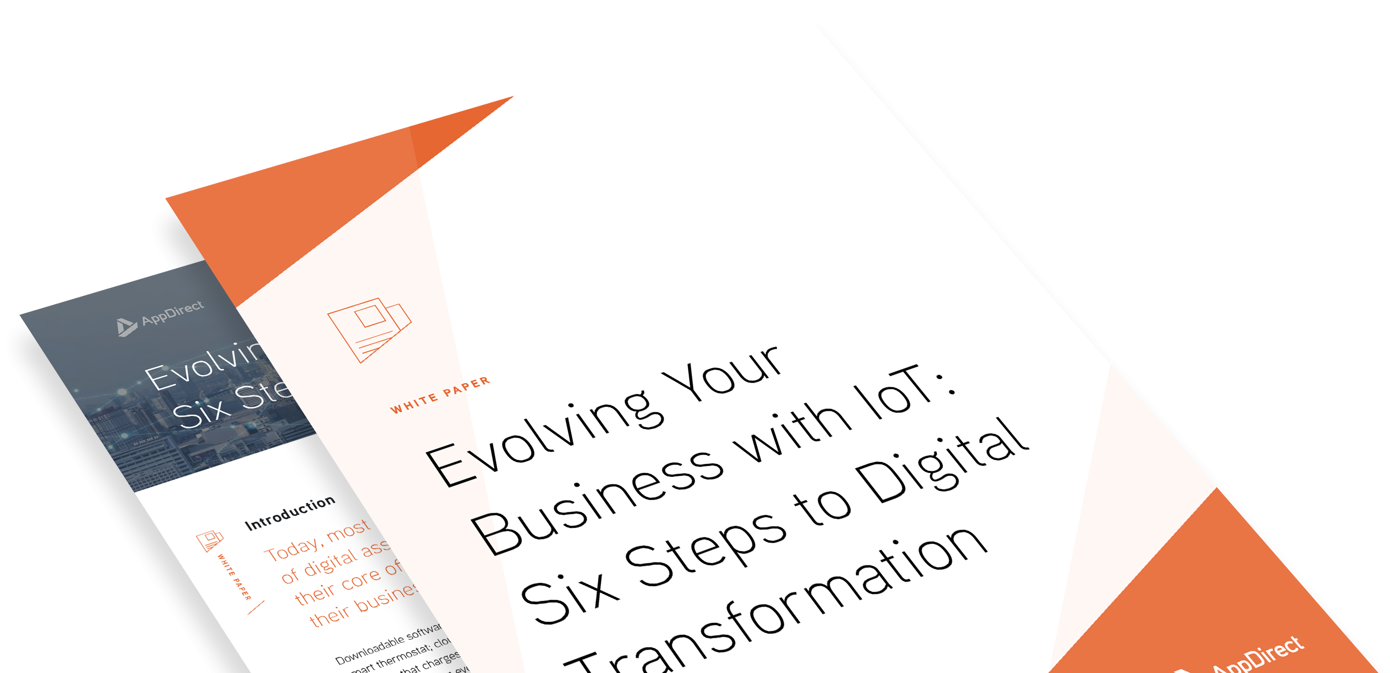 Evolving your Business with IoT: Six Steps to Digital Transformation