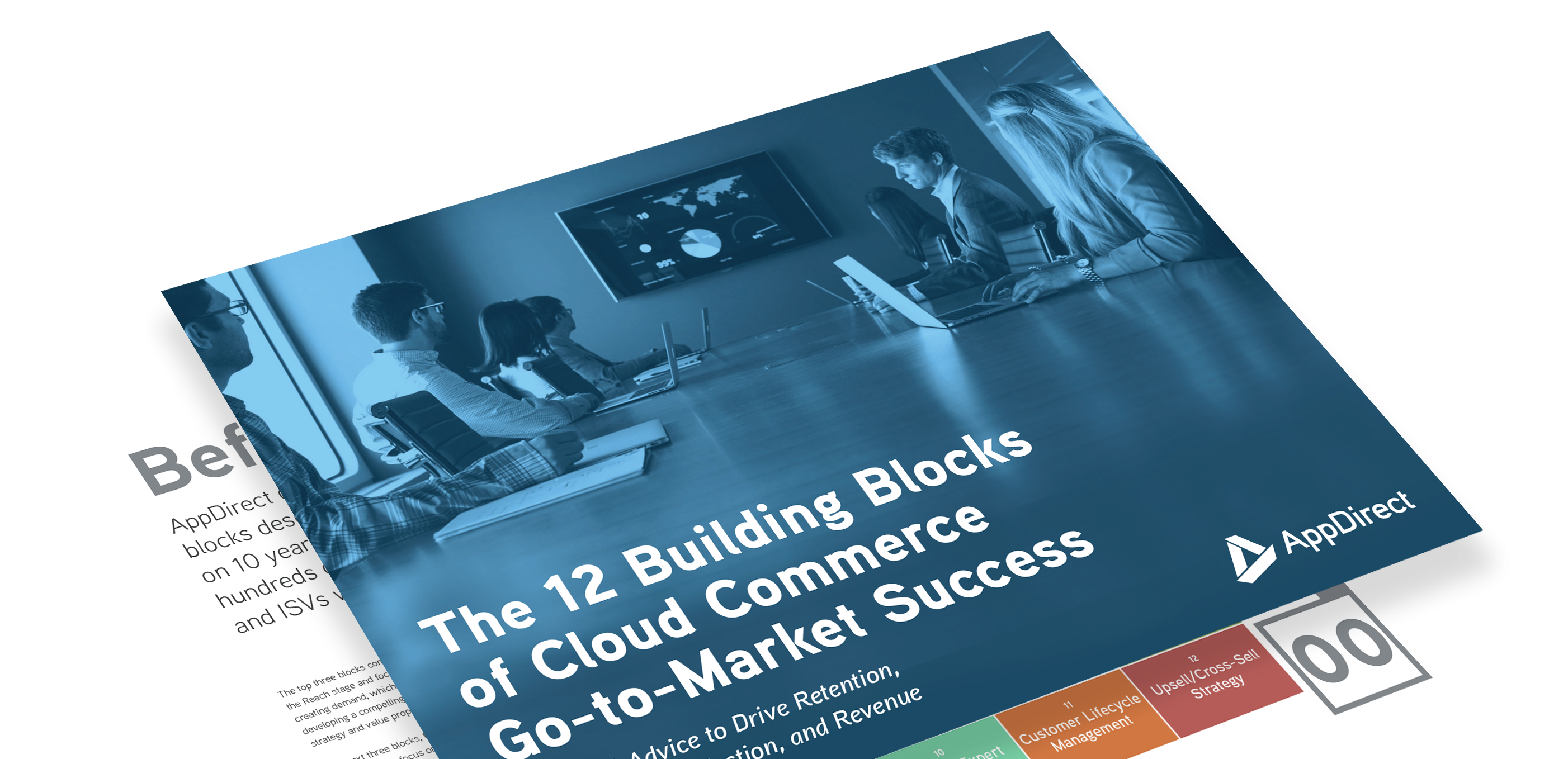The 12 Building Blocks of Cloud Commerce Go-to-Market Success