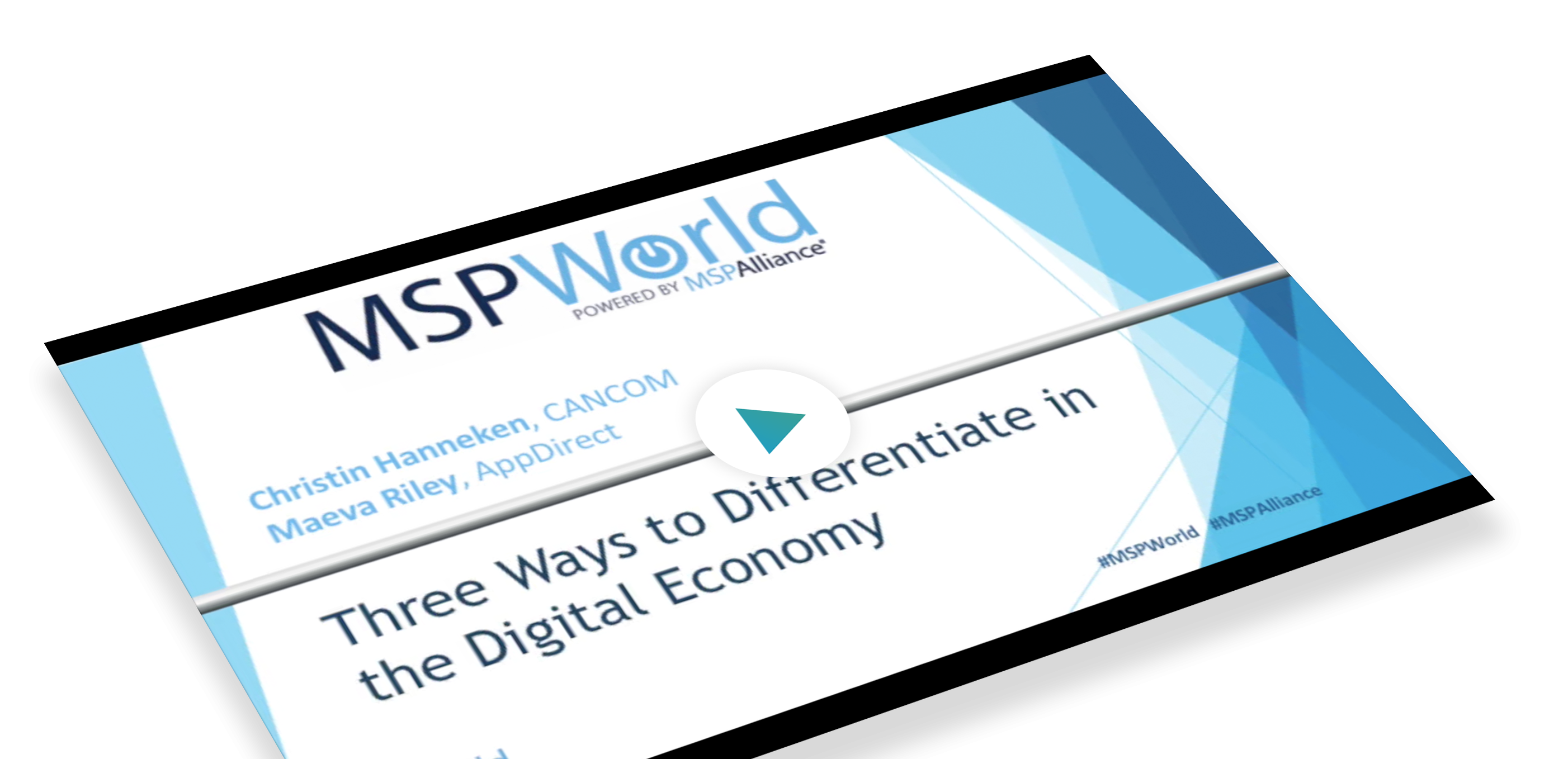Three Ways to Differentiate in the Digital Economy