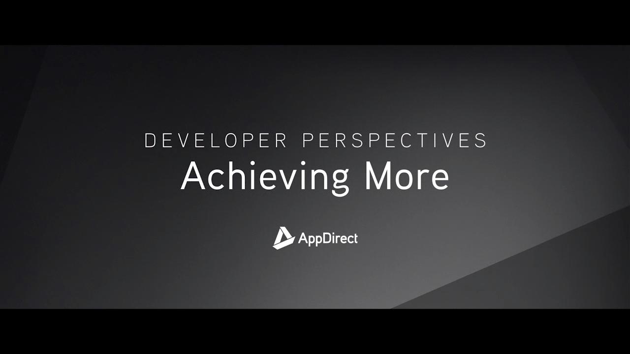 Developer Achieving More Screengrab Png