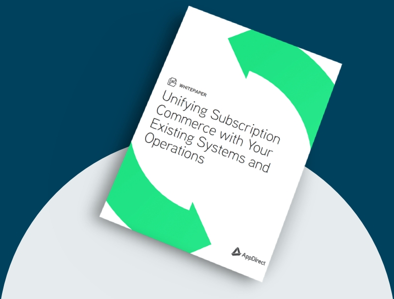 Unifying Subscription Commerce with Your Existing Systems and Operations