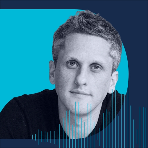 Aaron Levie on Decoding Digital podcast talking about enterprise growth